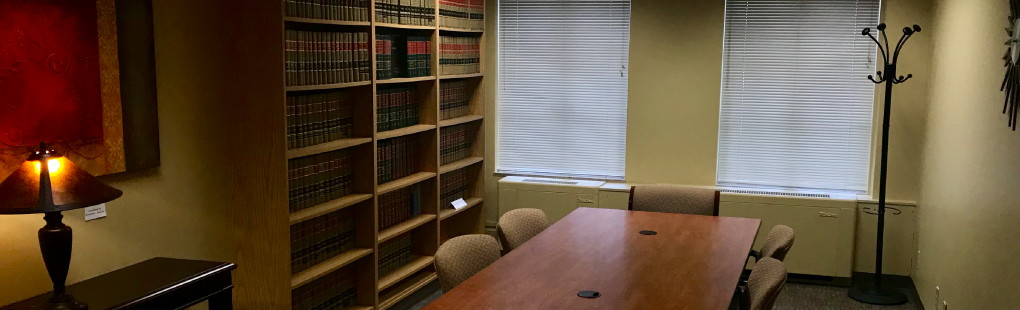 Oregon Lawyers' Conference Room